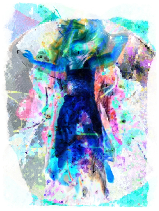 White Dream Dancer by Gabrielle Leah New