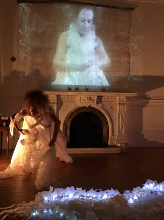 The Colour of Death : White. Live Performance for Bleached